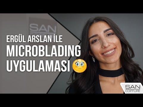 Ergül Arslan ile Microblading Uygulaması