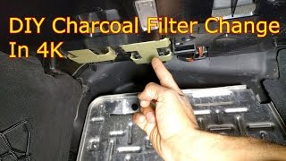 In this video I changed my charcoal filters for my Mercedes-Benz S5...