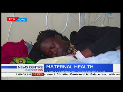 Linda Mama initiative aimed to reduce infant mortality