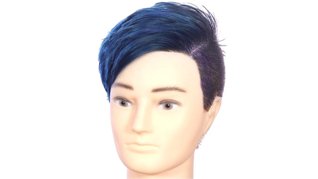 DanTDM Hair Tutorial TheSalonGuy YouTube