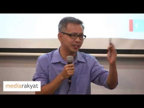 (GST Forum) Tony Pua: GST Creates Moral Hazard For Govt To Continue Its Irresponsible Spending Spree