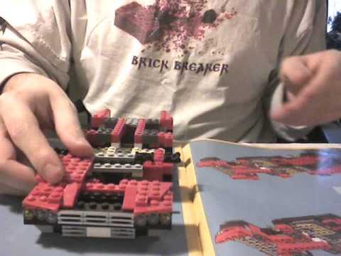 Lego Live Construction: Creator's Big Rig (Modèle Alternatif 1) (2/2) [Français]
