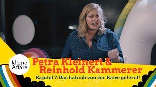Petra Kleinert und Reinhold Kammerer – Das hab ich von der Katze gelernt!