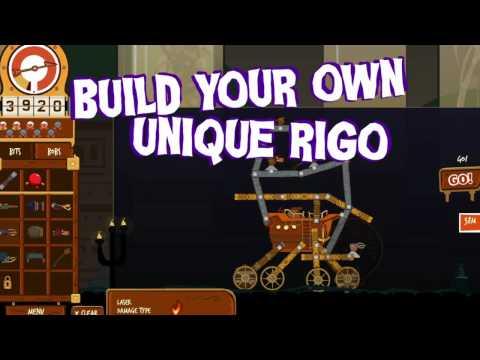 Rigonauts Launch Trailer (Android)