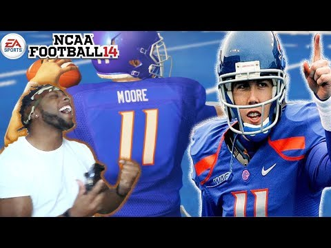 Forgotten College Football Stars, Where Are They Now? Kellen Moore NCAA Football 14