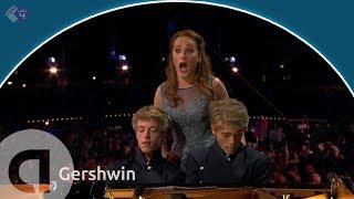 Gershwin: By Strauss - Laetitia Gerards en Lucas en Arthur Jussen - Prinsengrachtconcert 2018
