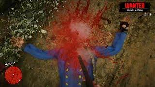 Red Dead Redemption 2 - Saint Denis Rampage 2.0 (Killing Spree)