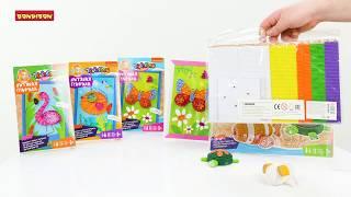 «Поделки из гофрокартона» и «нитяная графика»   наборы детского творчества от BOND BON
