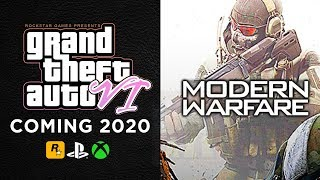 GTA 6 Biggest Leak - IW Did the BEST Thing (Modern Warfare) - PS5 Price & Release Date Leaked
