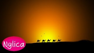 bedouin music egypt desert sunset | arabic music instrumental traditional