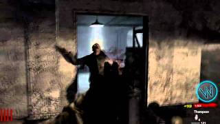 Call of Duty World at War Nazi Zombies Gameplay (PC HD)