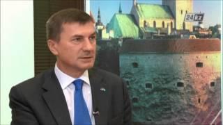 suhbat estoniya premer ministr