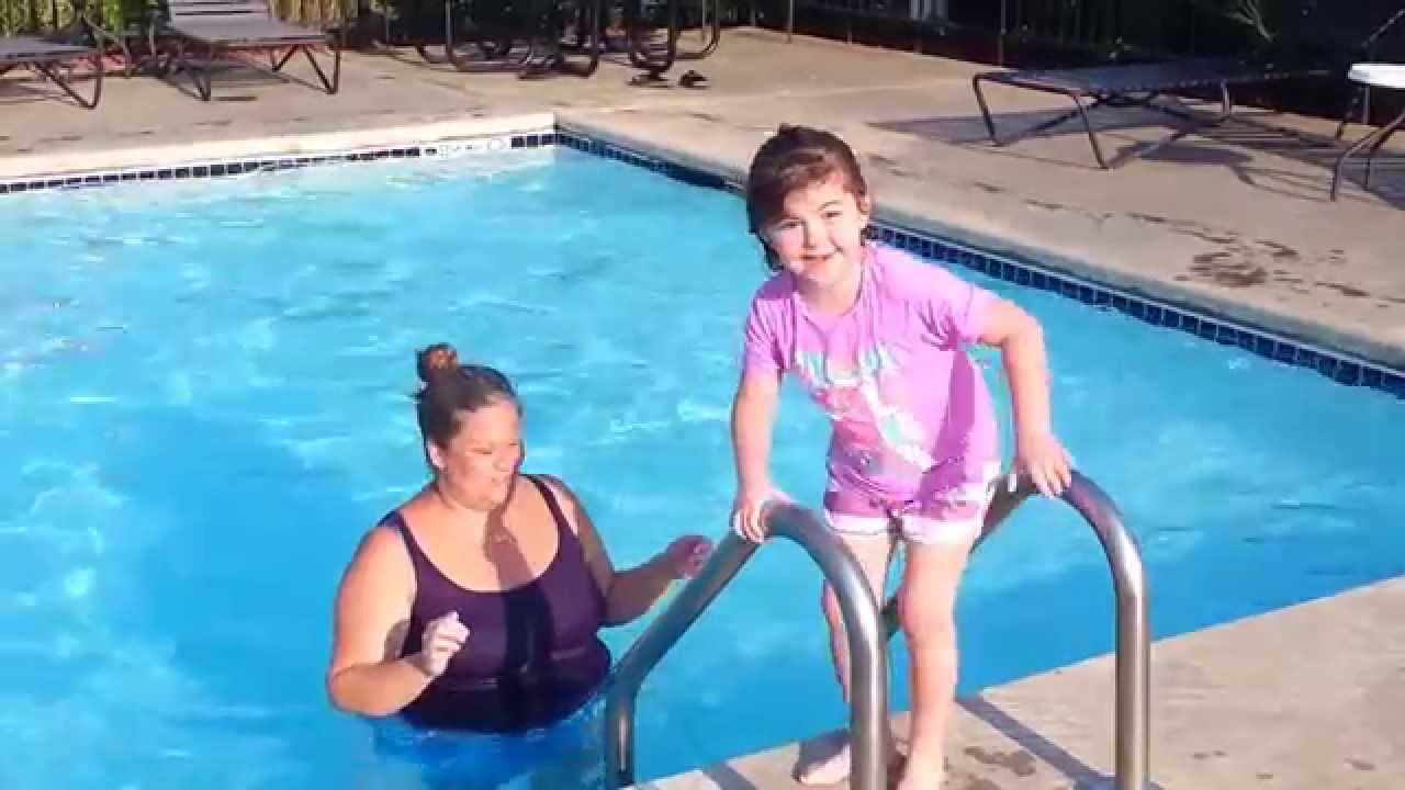 Swim Lessons For Children With Autism And Other Special Needs In Little Rock Ar Youtube