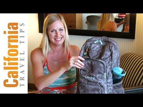 Packing Tips - What to Pack in Your Carry On Bag