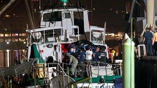 25 قتيلا و9 مفقودين في حريق على متن سفية سياحية قرب سواحل كاليفورنيا …