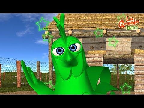 Colores de La Granja de Zenón | Color Verde | La Granja de Zenón