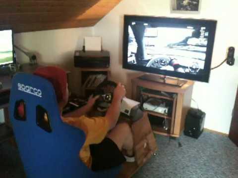 xbox 360 lenkrad forza motorsport youtube