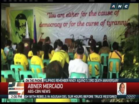 ANC Headlines: Aquino leads dad