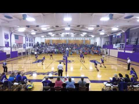 Shelbyville Illinois Lady Rams Vs Newton Eagles
