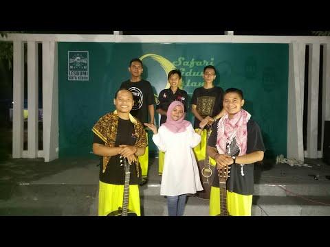 IDA LAILA - KEAGUNGAN TUHAN LIVE (cover on festival Kidung Islami)