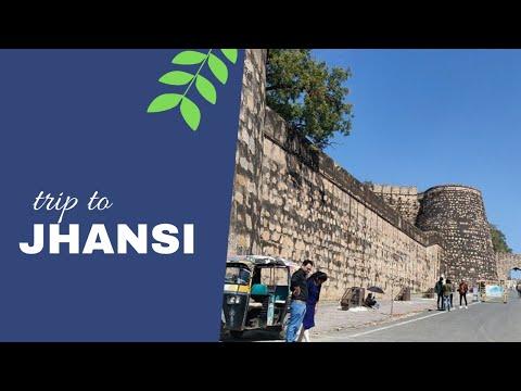 Trip To Jhansi,India 🙏|Travel With Himanshu