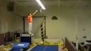 Amazing Gymnastics Stunts !