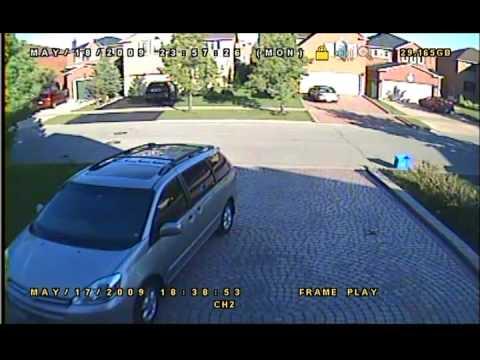 BEWARE!! Neighbourhood Thief in Streetsville!!!