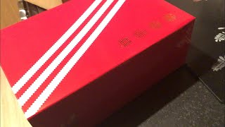 new product 24c85 3b778 Adidas EQT Support ADV Chinese New Year 2018 unboxing