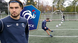 EPIC FOOTBALL BATTLE VS THE BEST TEKKERS OF FRANCE !