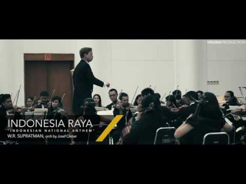 Indonesia Raya - Bandung Philharmonic