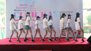 [RMIT SGS Dance Club] Club Day Sem A 2016 (Second Performance)