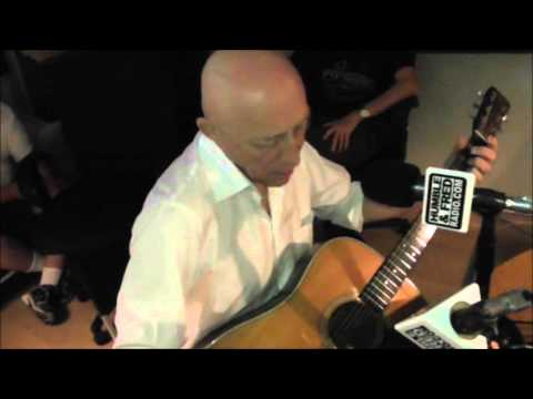 David Wilcox performs