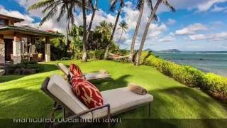 Banyan House Villa Rental - Multi Million $ Estate for Rent Hawaii - Hawaiian Luxury Rentals