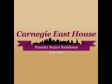 Carnegie East House Assisted Living New York NY | Senior Housing New York