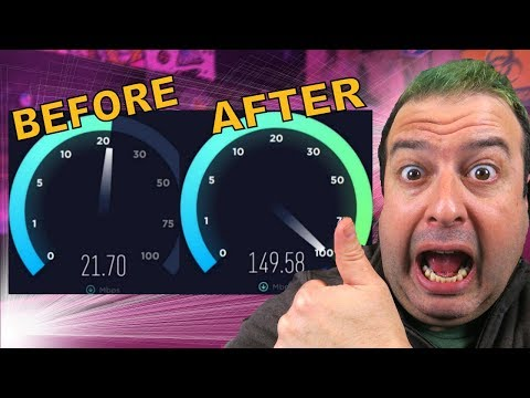 How to make your WiFi and Internet speed faster with these 2 simple settings from YouTube · Duration:  4 minutes 3 seconds