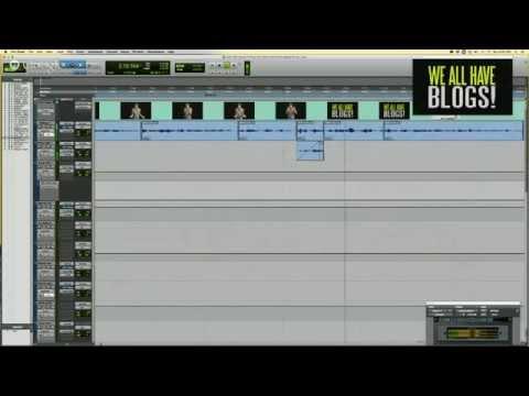 Messy Monday's Sound Design (Live)