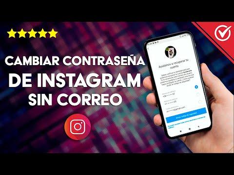 Cómo Cambiar la Contraseña Actual de mi Cuenta de Instagram si la Olvidé, sin Correo