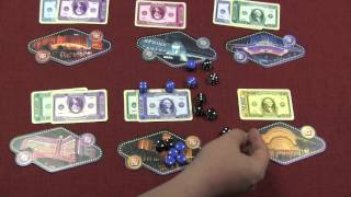 Las Vegas Review - with Tom Vasel