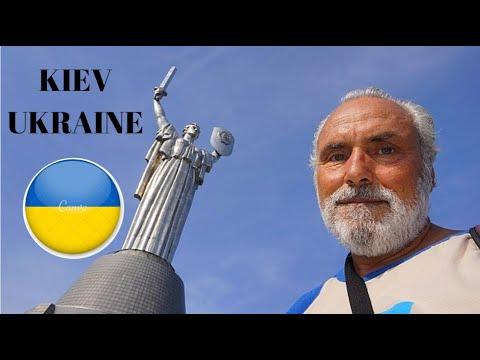 UKRAINE: Europe's Tallest Steel 😲 Statue 'Motherland Monument' (Kiev)