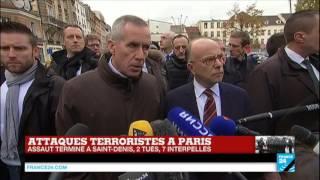 Attentats de Paris : Les détails de l