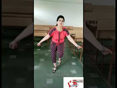 Indian Hot College Girl Sexy Dance On Haryanvi Song Dancing In College Whatsapp Status Video
