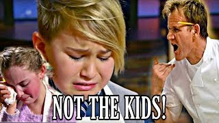 Gordon Ramsay Cursing Kids Out Compilation