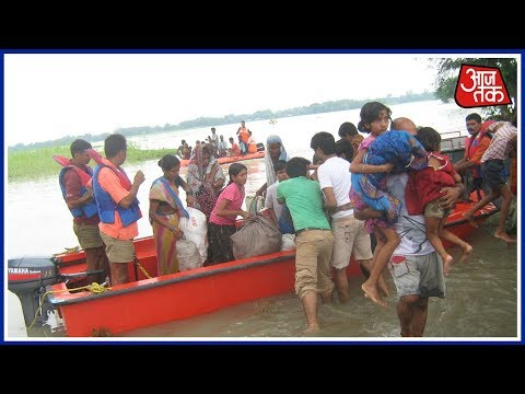 Heavy Rains: Floods Continue To Batter Bihar And Uttar Pradesh