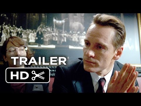 Steve Jobs   1 2015  Michael Fassbender, Kate Winslet Movie HD