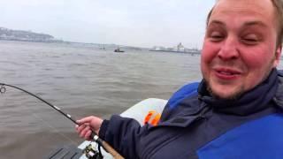Моя рыбалка. Нижний Новгород. Часть 1