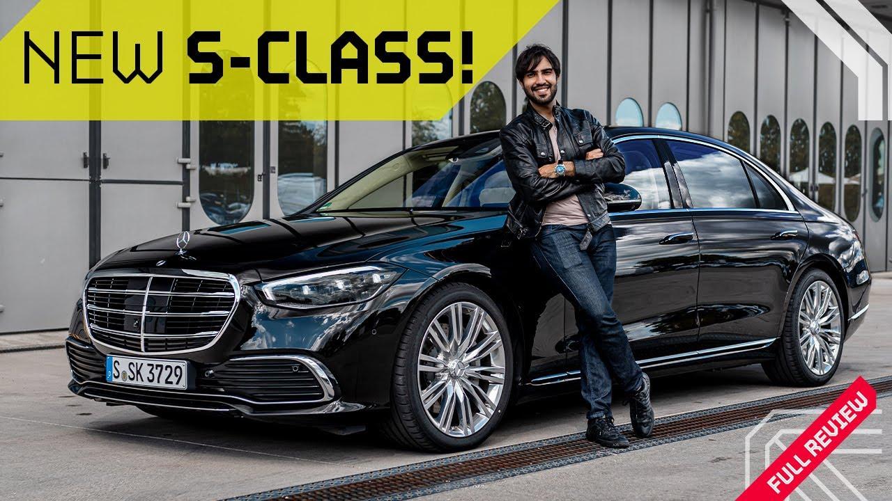 2021 Mercedes S Class! Controversial Design?! Exterior / Interior First Look!