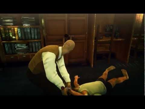 Hitman Absolution - Silent Assassin Walkthrough - SKURKY'S LAW Courthouse, Holding Cells & Prison
