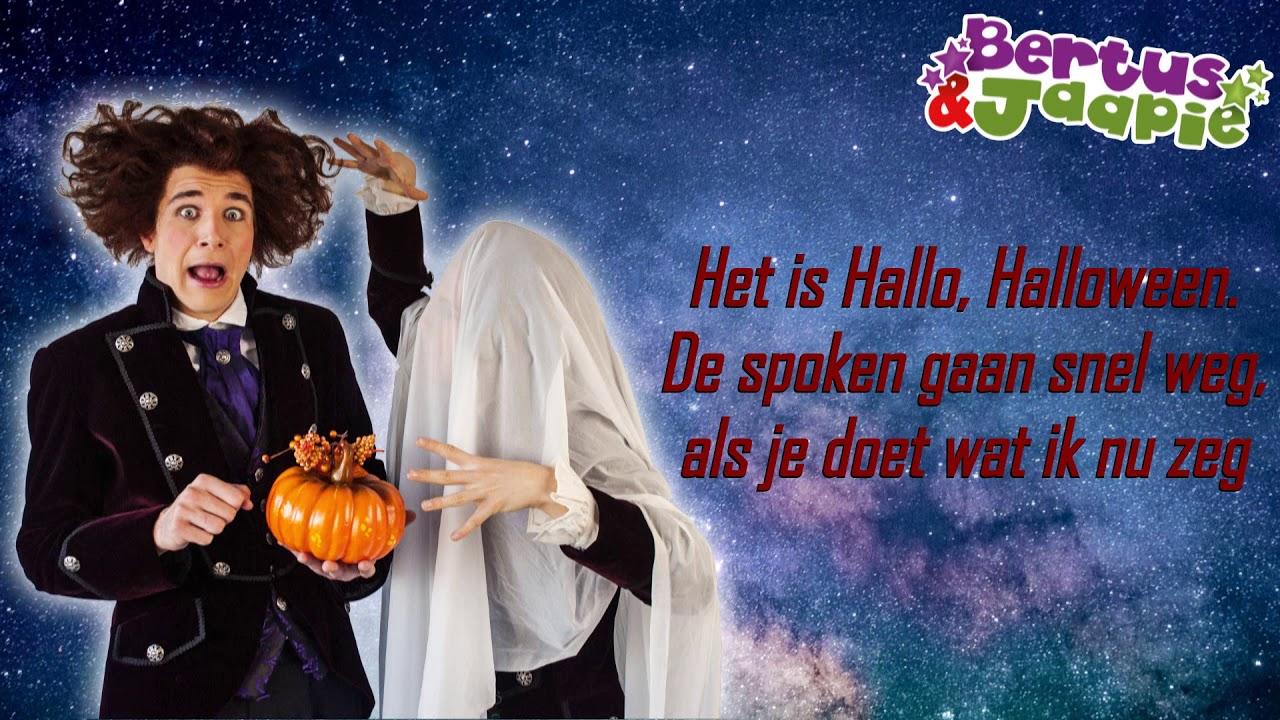 Wat Zeg Je Met Halloween.Bertus Jaapie Karaoke Hallo Halloween