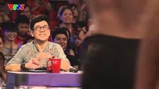 vietnams got talent 2014 - khoanh khac that than truoc dan trai dep 6 mui