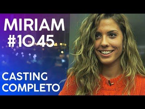 CASTING COMPLETO de MIRIAM | OT 2017
